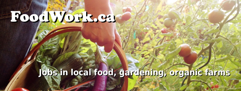 Local Food jobs: FoodWork.ca