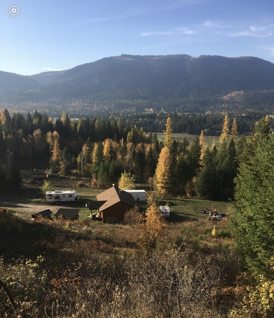 Off-grid Home and 53 Acres for Sale, Okanagan Valley, near Vernon BC